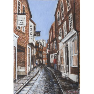 Looking Down The Shambles