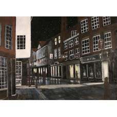 Stonegate At Night
