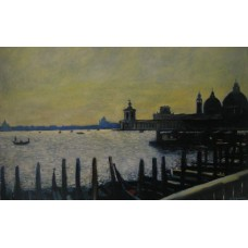 View of The Lagoon, Venice